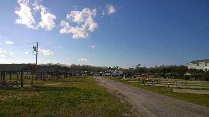 4. Pirateland Family Campground