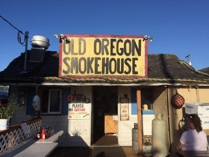 2. Old Oregon Smokehouse, Rockaway Beach