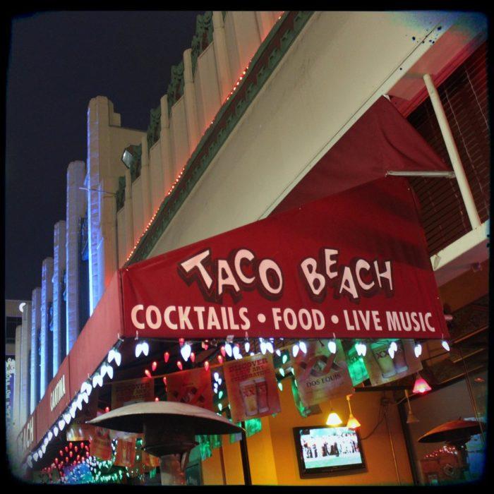 1. Taco Beach -- Long Beach