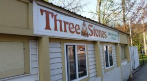 7.  Three Stones - 105 Canal St., Brattleboro