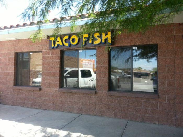 6. Taco Fish, Tucson