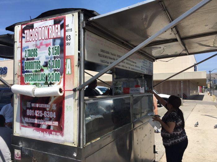 1. Tacos Don Rafa, Salt Lake City