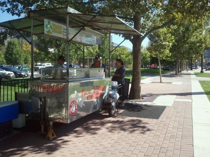 5. Tacos Hidalgo, Salt Lake City