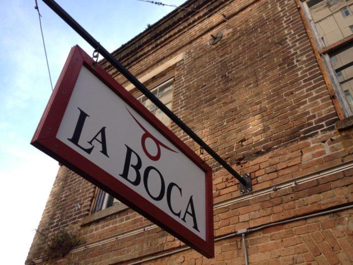 1) La Boca, 870 Tchoupitoulas St.
