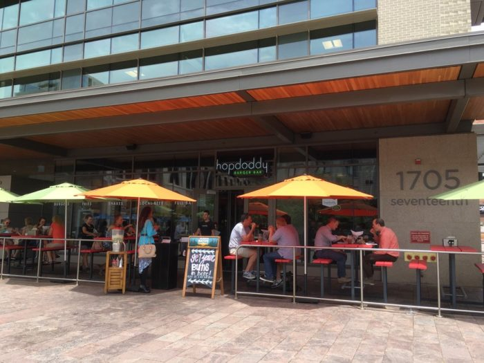 8. Hopdoddy Burger Bar