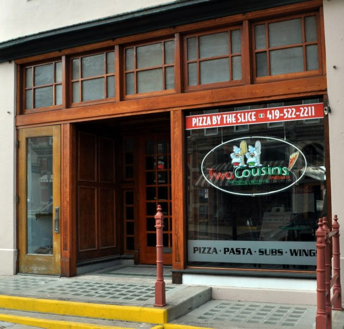 5. Two Cousin's Pizza (Mansfield)