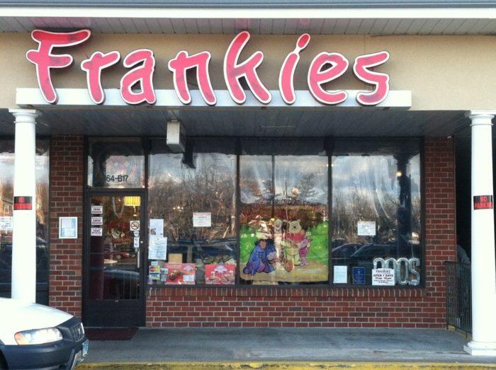 3. Frankies (Waterbury)