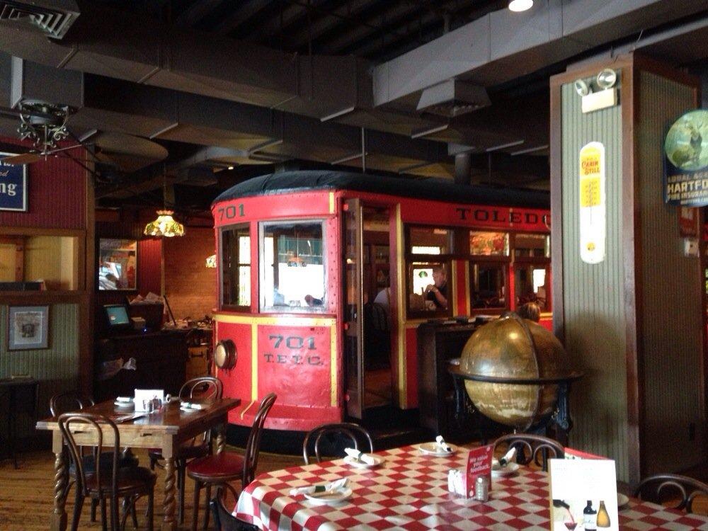 6 Awesome Train Car Restaurants In Ohio
