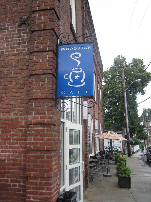 8. Woodstar Cafe, Northampton