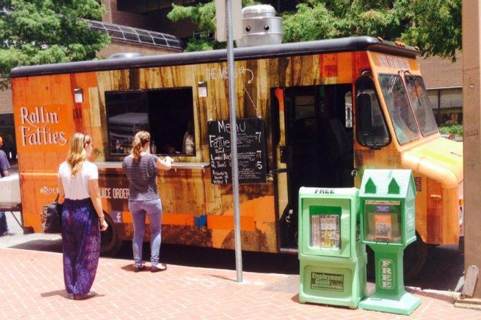 3) Rollin' Fatties, Food Truck in CBD