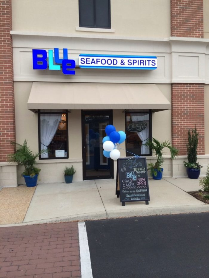 10. Blue Seafood & Spirits (Virginia Beach)