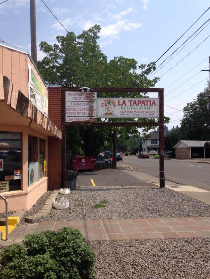 4.  La Tapatia, Pheonix