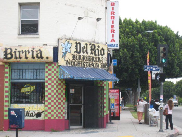 3. Flor Del Rio -- Los Angeles