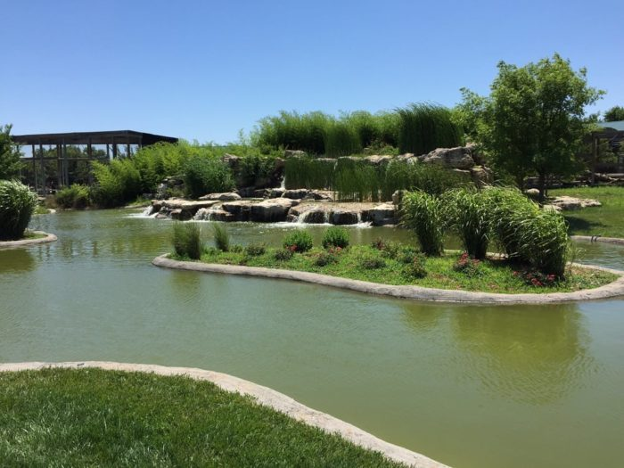Located in Goddard, Tanganyika Wildlife Park is a unique and interactive experience that was officially opened in 2008 and is backed by the Zoological Association of America.