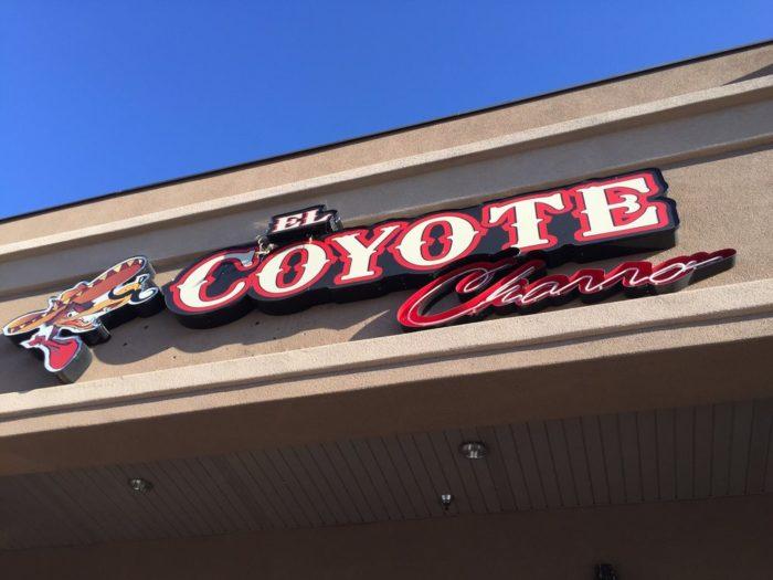 8. El Coyote Charro, St. George