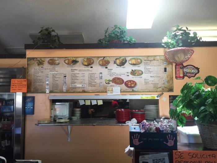 11. Tony's Tacos, Heber