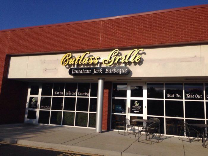 6. Cutlass Grille (Chesapeake)
