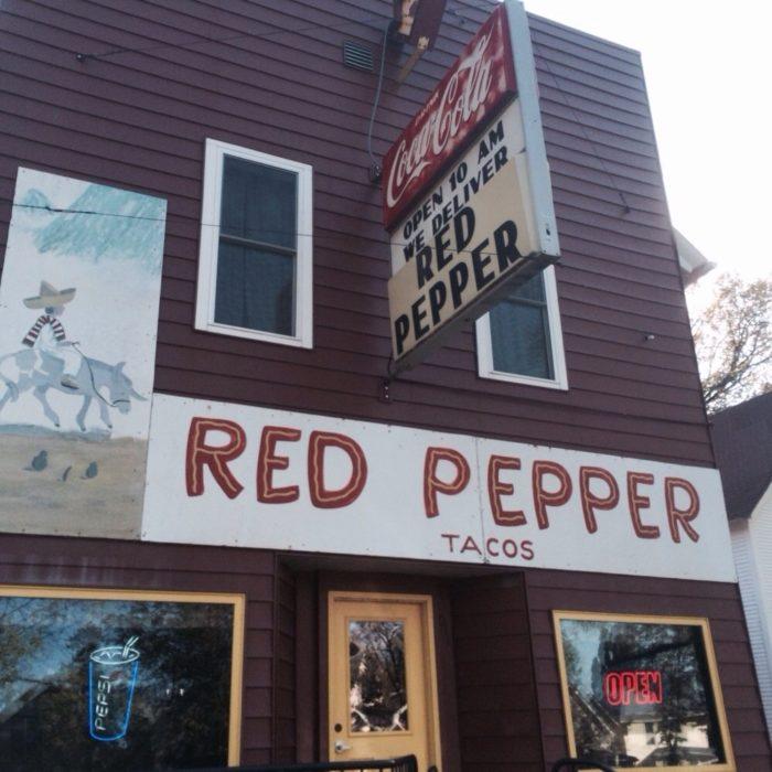 2. Red Pepper - Grand Forks