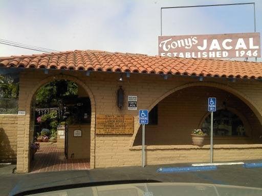 6. Tony's Jacal -- Solana Beach
