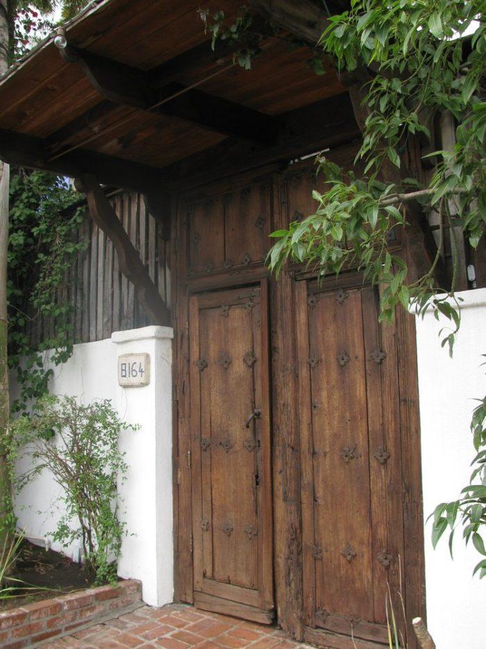 4. The Little Door -- West Hollywood