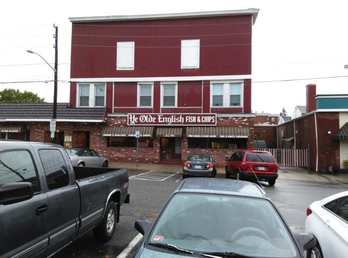 6. Ye Olde English Fish & Chips, Woonsocket