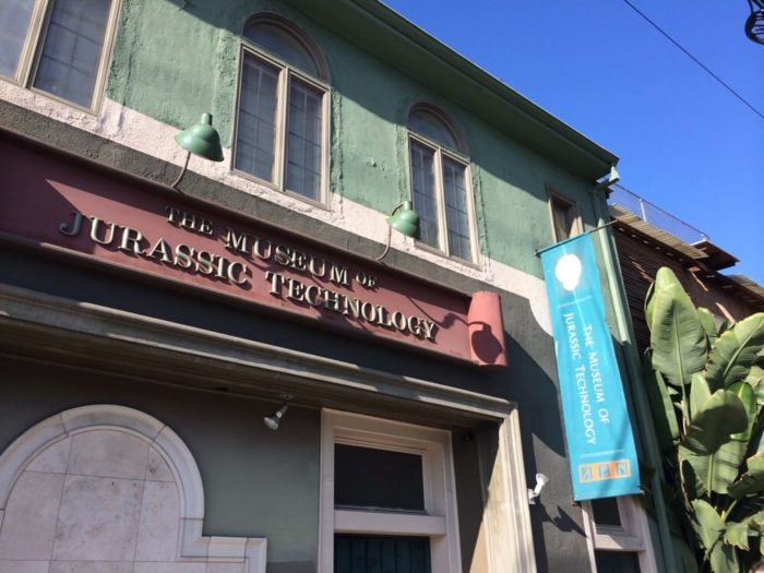 4. The Museum of Jurrassic Technology -- Culver City