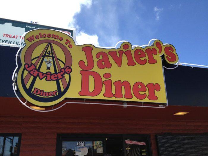 5. Javier's Diner