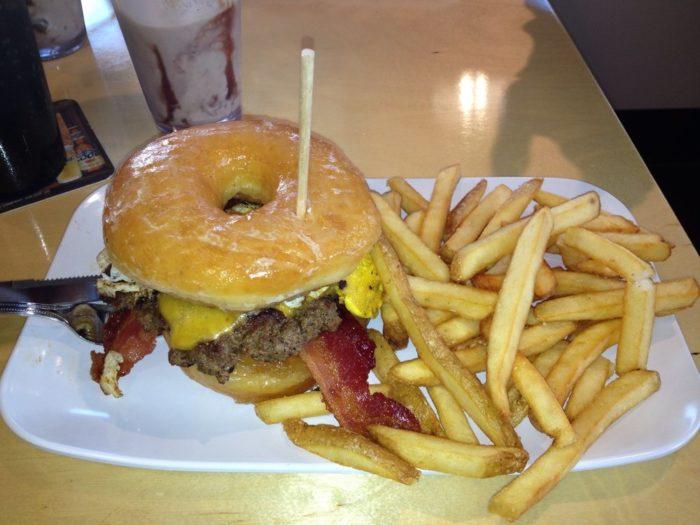 7. Crave Real Burgers (Denver, Castle Rock, Highlands Ranch, & Colorado Springs)