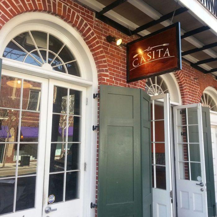 5) La Casita, 634 Julia St.