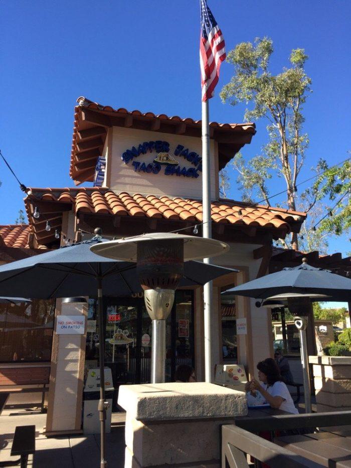 9. Snapper Jack's Taco Shack -- Thousand Oaks, Ventura, and Camarillo