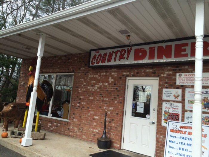 6. The Country Diner (Enfield)