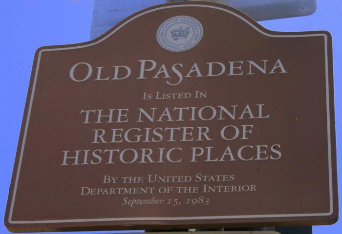 5. Old Pasadena