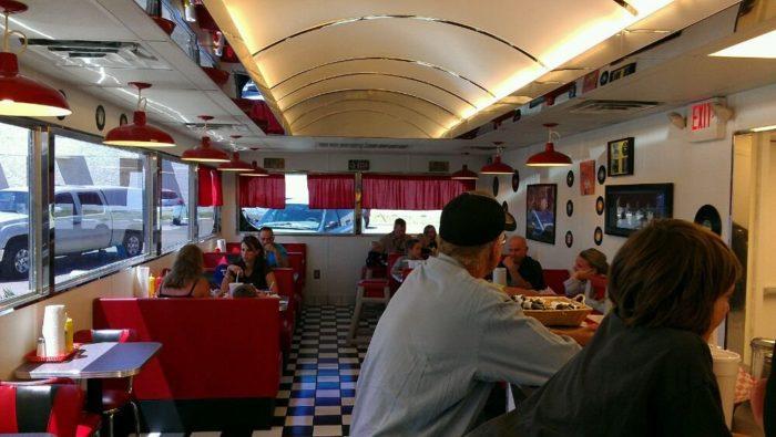 3. The Diner on Main, Bagdad