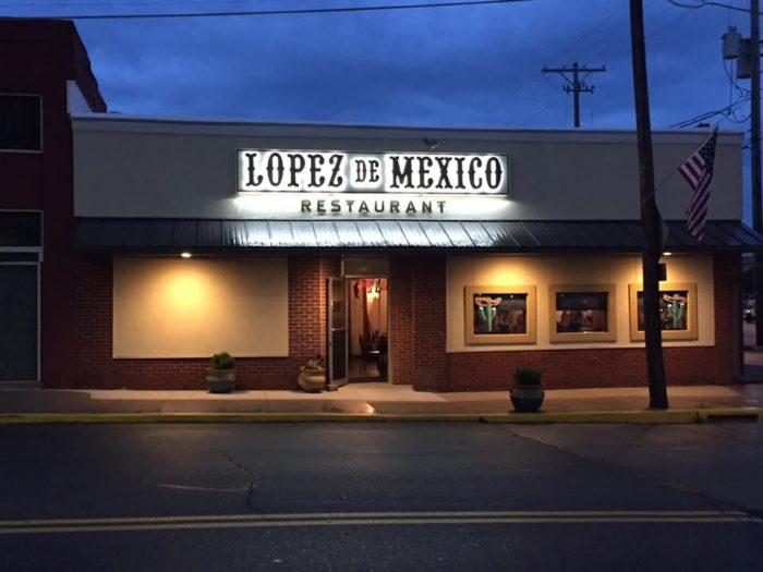 6. Lopez De Mexico (Atchison)