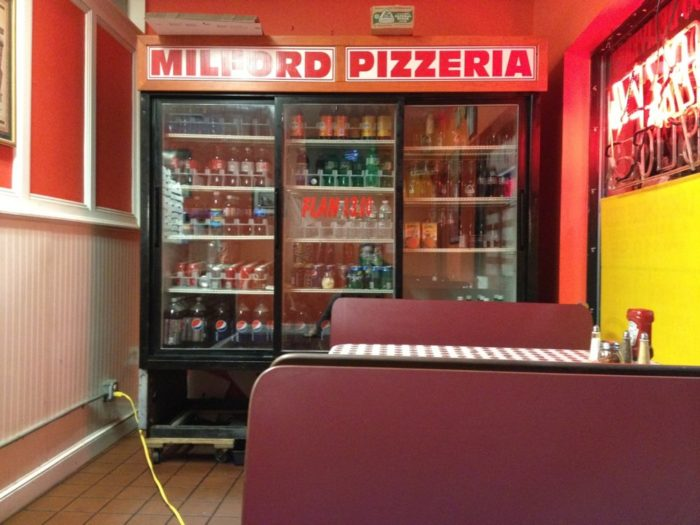 3. Milford Pizza & Mexican Food (Milford)