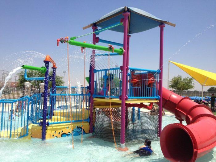8 Fun Splash Pads To Visit In Arizona