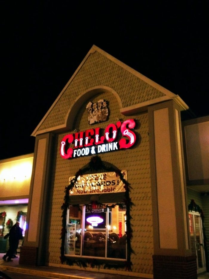 3. Chelo's, Multiple Locations