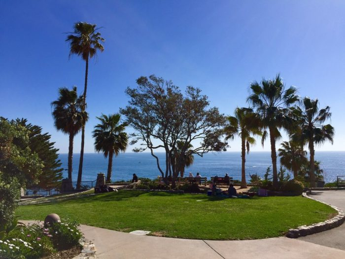 13. Heisler Park -- Laguna Beach