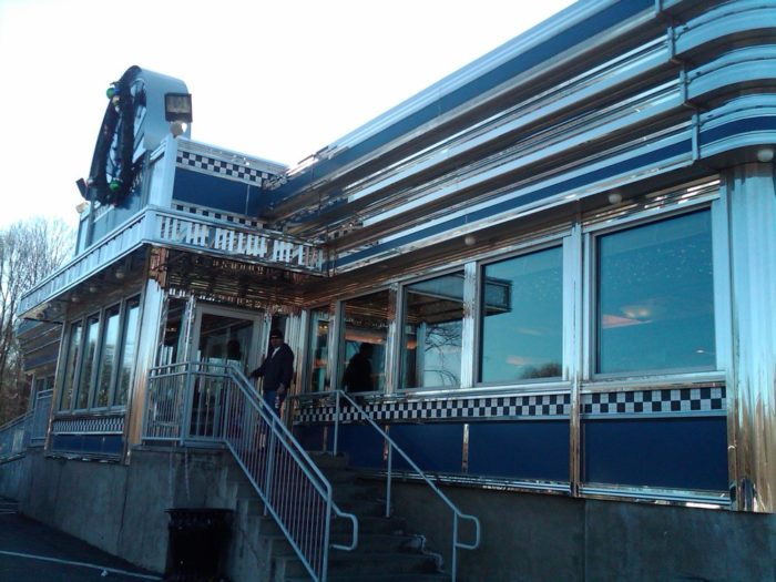 7. Blue Colony Diner (Newtown)
