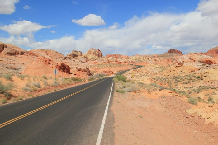 And there's nothing quite like taking a drive along the Valley of Fire Highway.