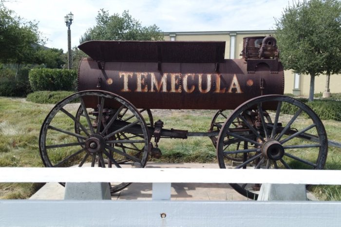4. Old Town Temecula