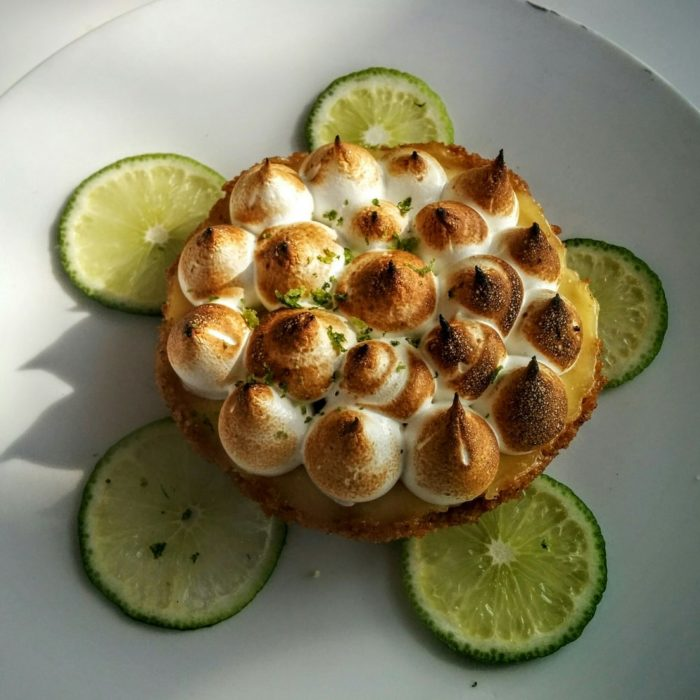 7. Key Lime Pie -- Fishing with Dynamite in Manhattan Beach