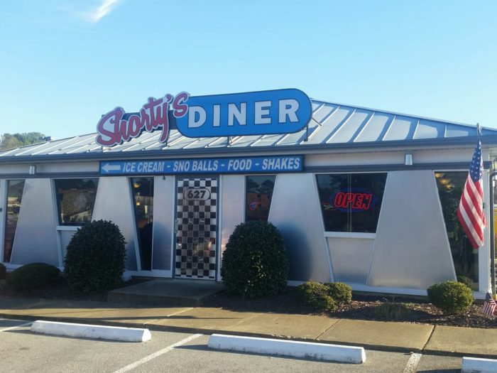 10. Shorty's Diner (Williamsburg)