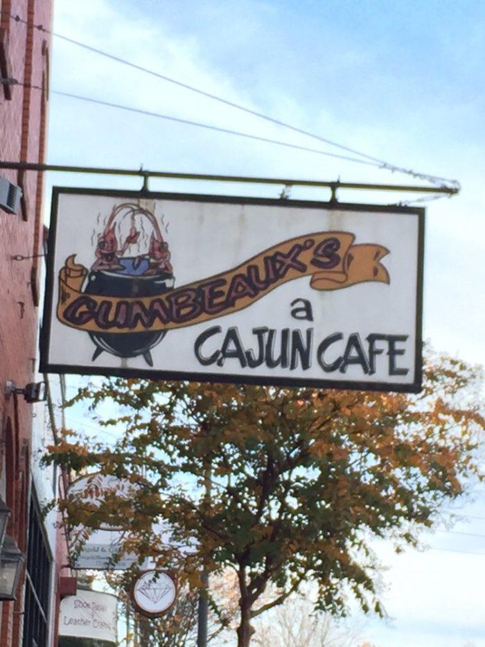 12. Gumbeaux's Cajun Cafe—6712 Broad St Douglasville, GA 30134