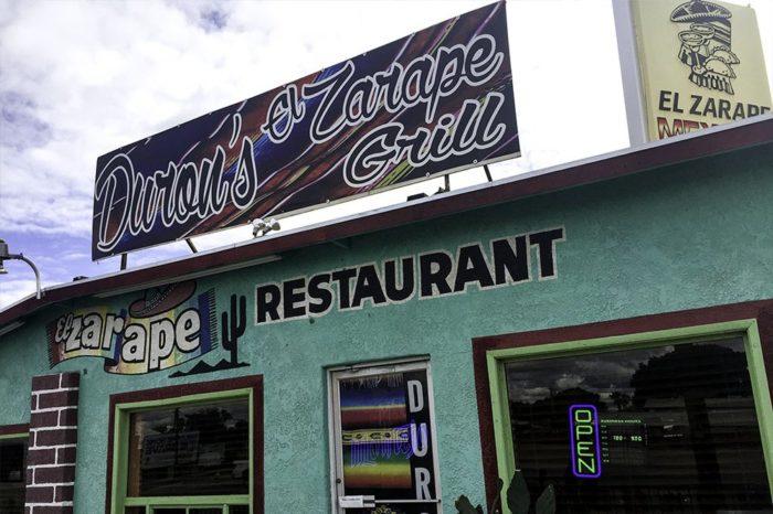 5. Duron's El Zarape, Yuma