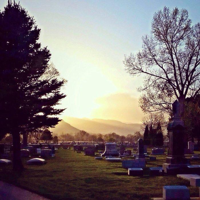 2. Mount Olivet Cemetery