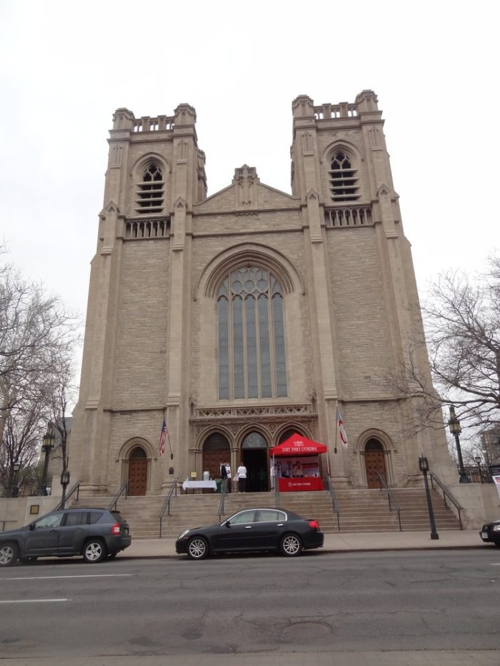 7. St. John's Cathedral