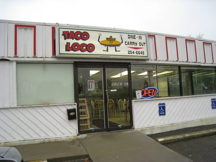 6. Taco Loco (Dayton)