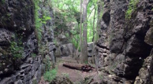 This Hike Will Lead You To One Of The Most Enchanting Spots In Kansas