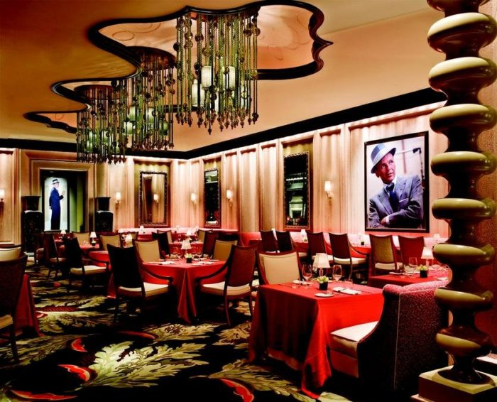 9. Sinatra, Las Vegas